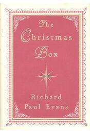 The Christmas Box - Richard Paul Evans - Régikönyvek