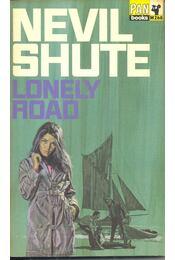 Lonely Road - Shute,Nevil - Régikönyvek