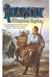 Rhapsody - HAYDON, ELIZABETH - Régikönyvek