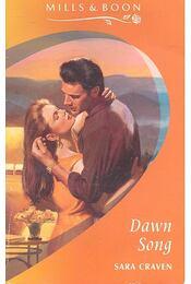 Dawn Song - Craven, Sara - Régikönyvek