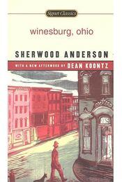 Winesburg, Ohio - Anderson, Sherwood - Régikönyvek