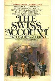 The Swiss Account - Waller, Leslie - Régikönyvek