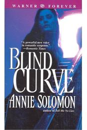 Blind Curve - SOLOMON, ANNIE - Régikönyvek