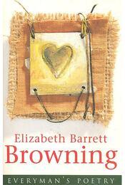 Selected Poems - Barrett-Browning, Elizabeth - Régikönyvek