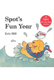 Spot's Fun Year - HILL, ERIC - Régikönyvek