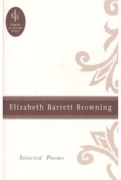 Selected Poems - Barrett-Browning, Elizabeth - Régikönyvek