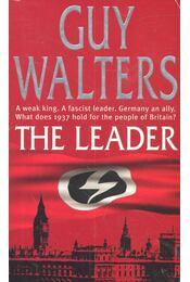 The Leader - WALTERS, GUY - Régikönyvek