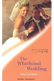 The Whirlwind Wedding - Leclaire, Day - Régikönyvek