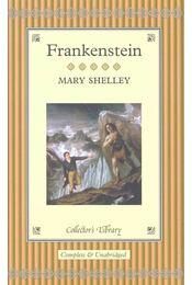 Frankenstein - Mary Shelley  - Régikönyvek