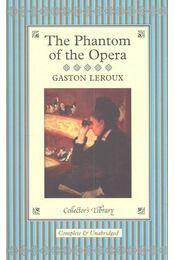 The Phantom of the Opera - Gaston Leroux - Régikönyvek