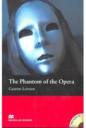 The Phantom of the Opera - Gaston Leroux, BASSETT, JENNIFER - Régikönyvek