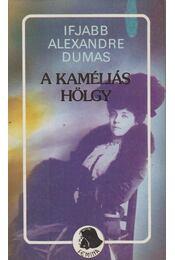 A kaméliás hölgy - ifj. Dumas, Alexandre - Régikönyvek