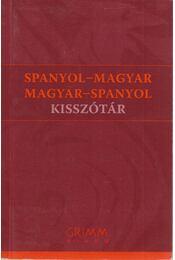 Spanyol-magyar, magyar-spanyol kisszótár - Iker Bertalan, Krekovics Diana - Régikönyvek