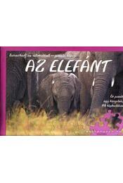 Az elefánt - Öt puzzle, egy könyvben, 48 képkockával - Régikönyvek