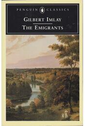 The Emigrants - Imlay, Gilbert - Régikönyvek