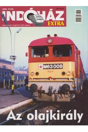 Indóház extra 2008. Nyár - Régikönyvek