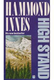 High Stand - Innes,Hammond - Régikönyvek