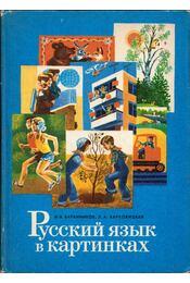 Orosz nyelv képekben 2. (orosz) - Innokentij Vasziljevics Barannikov, Ljudmilla Alekszandrovicsa Varkovickaja - Régikönyvek