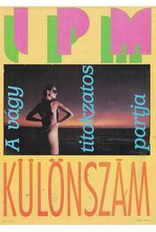 IPM 1990. különszám - Martos Gábor - Régikönyvek