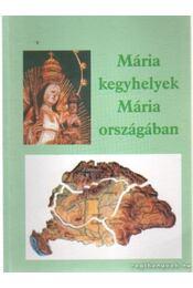 Mária kegyhelyek Mária országában - Ipolyvölgyi Németh J. Krizosztom - Régikönyvek