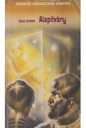 Alapítvány - Isaac Asimov - Régikönyvek