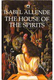 The House of the Spirits - Isabel Allende - Régikönyvek