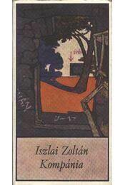 Kompánia - Iszlai Zoltán - Régikönyvek