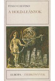 A Hold-leányok - Italo Calvino - Régikönyvek