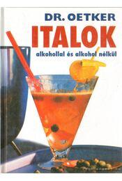 Italok alkohollal és alkohol nélkül - Régikönyvek
