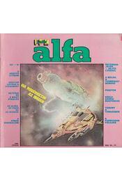 Alfa 1986. június - Ivanics István - Régikönyvek