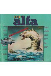 Alfa 1986. október - Ivanics István, Szuhay-Havas Ervin - Régikönyvek