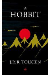 A Hobbit - J. R. R. Tolkien - Régikönyvek