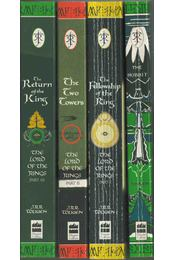 The Lord of the Rings + The Hobbit - J. R. R. Tolkien - Régikönyvek
