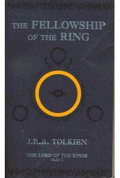 The Lord of the Rings #1 - The Fellowship of the Ring - J. R. R. Tolkien - Régikönyvek