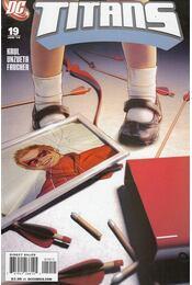 Titans 19. - J.T. Krul, Unzueta, Angel - Régikönyvek