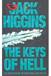 The Keys of Hell - Jack Higgins - Régikönyvek