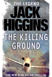 The Killing Ground - Jack Higgins - Régikönyvek