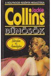 Bűnösök - Jackie Collins - Régikönyvek