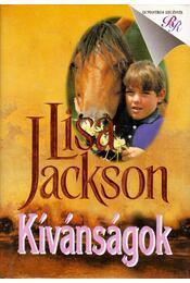 Kívánságok - Jackson, Lisa - Régikönyvek