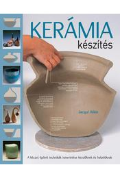 Kerámiakészítés - Jacqui Atkin - Régikönyvek