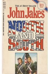 North and South - Jakes, John - Régikönyvek