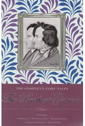The Complete Illustrated Fairy Tales of the Brothers Grimm - Jakob Grimm, Wilhelm Grimm - Régikönyvek