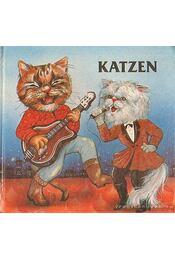 Katzen - Jálics Gyula - Régikönyvek