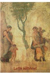 Latin költészet - James B. Kraus - Régikönyvek