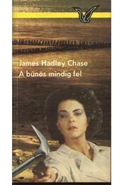 A bűnös mindig fél - James Hadley Chase - Régikönyvek