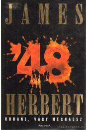'48 - James Herbert - Régikönyvek