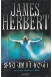 Senki sem hű hozzád - James Herbert - Régikönyvek