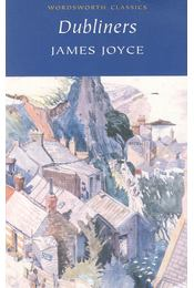 Dubliners - James Joyce - Régikönyvek