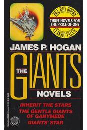 The Giants novels - James P. Hogan - Régikönyvek