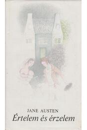 Értelem és érzelem - Jane Austen - Régikönyvek